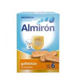 Almirón Advance Galletitas 6 Cereales (180g)