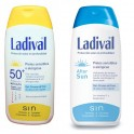 Duplo Ladival Adulto Corporal Fotoprotector Fps 50+ Piel Sensible o Alérgica 200 ml - After Sun 200 ml