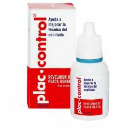 Plac Control Líquido Revelador de placa dental 15 ml