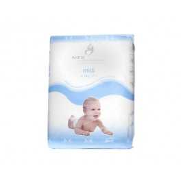 Wiona Pañales Ecologicos Midi 4-9 Kg 52 unds