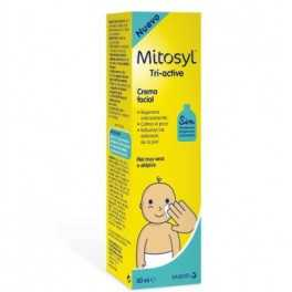MITOSYL Crema Facial Tri-active 50 ml