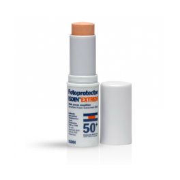 Stick Fotoprotector Isdin Extrem SPF50+ Zonas Sensibles, 9g