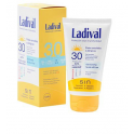 Ladival Facial Piel Sensible o Alérgica Gel Crema Fps 30 Fotoprotector 75 Ml