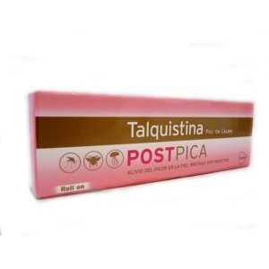 talquistina post pica gel roll on 15 ml