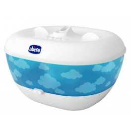 Humidificador Vapor caliente Chicco Humi Essence compatible con esencias