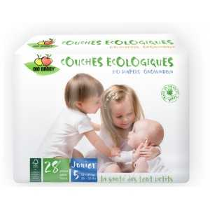 pañales ecologicos biodegradables bio babby junior