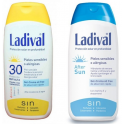 Duplo Ladival Adulto Corporal Fotoprotector Fps 30 Piel Sensible o Alérgica 200 ml - After Sun 200 ml