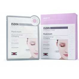 ISDIN Maskream Máscara de Hidrogel Antiaging Pack mensual 3+1