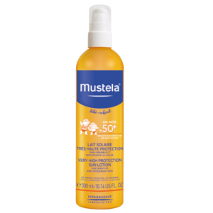 mustela spray solar 50+ 300 ml