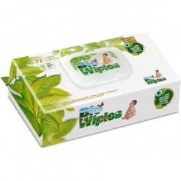 Toallitas Bio Wipes 72 unds eco