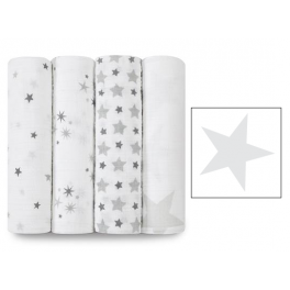 Arrullo Muselina Classic Twinkle aden+anais (1 ud) - super-star