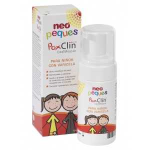 cool mousse poxclin neo peques varicela 100 ml