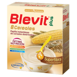 Blevit Plus Superfibra 8 Cereales 300 gr