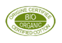 Certificado BIO-ORGANIC Certified Cotton