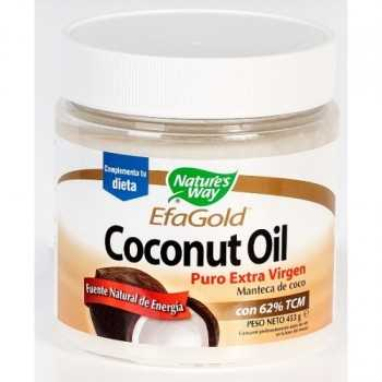 Efagold coconut oil 453 gr