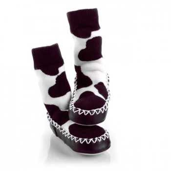 Calcetines antideslizantes vaca mocc ons 12-18m