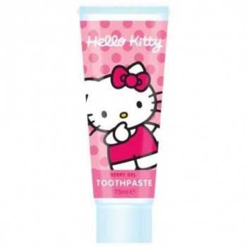 Dentífrico infantil hello kitty 75 ml
