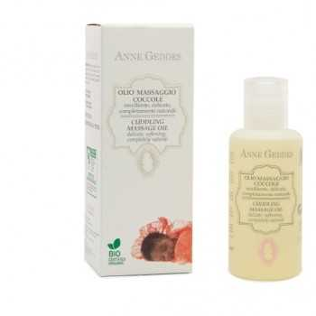 Aceite de masaje bio anne geddes 125 ml