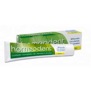 dentífrico homeodent limón 75 ml