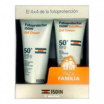 Fotoprotector isdin pack familia