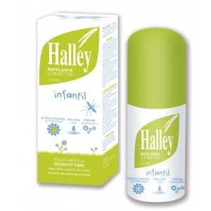 Halley infantil repelente insectos (100 ml)