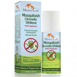 Roll on Antimosquitos de aceite de Citronella Mommy Care 70 ml (A partir de 2 meses)