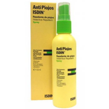 Antipiojos isdin spray repelente de piojos 100 ml (a partir de 3