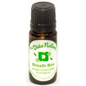 Recambio breath (aceite esencial organico 10 ml) the dida nature