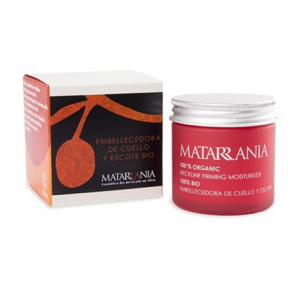 matarrania embellecedora de cuello y escote bio 60 ml