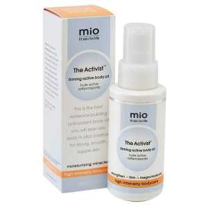 the activist firming active body oil mama mio