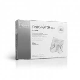 Ionto Patch Martiderm Tratamiento Intensivo Contorno de Ojos 4 sobres x 2 parches + gel 4 ml