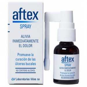 aftex spray bucal 30 ml