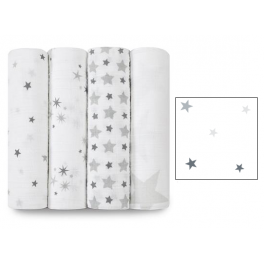 Arrullo Muselina Classic Twinkle aden+anais (1 ud) - tiny-star