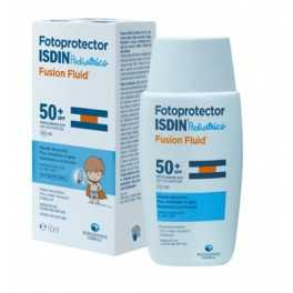 Fotoprotector ISDIN Pediatrics Fusion Fluid SP50+ 50 ml