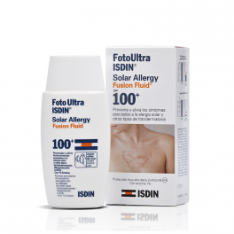FotoUltra Isdin Solar Allergy Fusion Fluid 100+ 50 ml