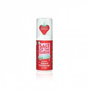 desodorante natural infantil fresa salt of the earth