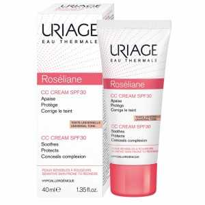 roseliane cc cream spf30 uriage 40 ml