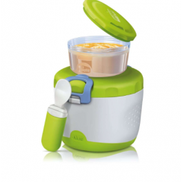 Set Termo porta papilla con cuchara Easy Meal CHICCO
