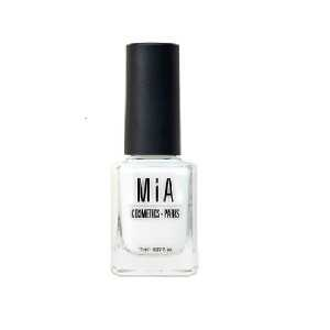 esmalte uñas 9 free cotton white mia cosmetics
