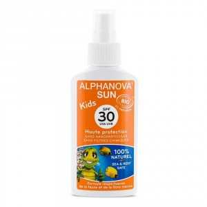 alphanova sun kids spf30 spray 125 ml