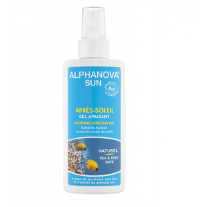 aftersun alphanova sun bio 125 ml
