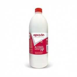 Alcohol 70º Aposán (250 ml)
