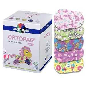 ortopad girls junior 50 unds