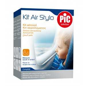 kit aerosol air style pic solution