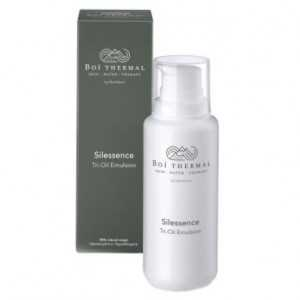 silessence cleanser mousse limpiadora y desmaquillante boi thermal