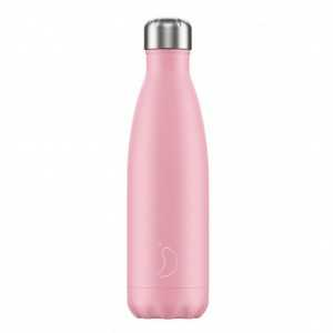 btella termo chilly´s rosa pastel 500 ml