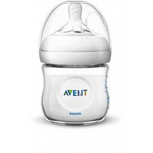 biberon natural 125 ml avent
