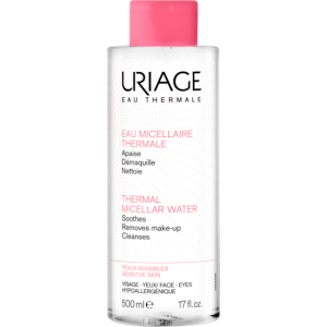 Uriage Agua Termal Micelar Pieles Sensibles 500ml