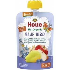 smoothie blue bird eco manzana, pera y arandanos 100 mg