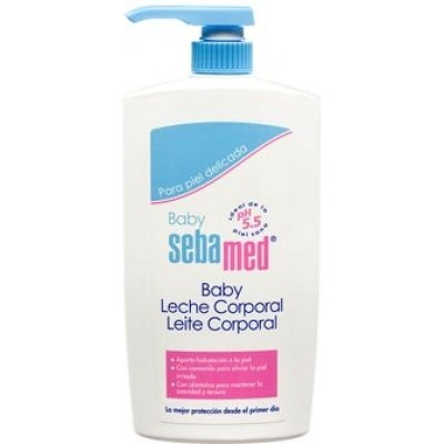 Leche corporal Sebamed Baby (750 ml)
